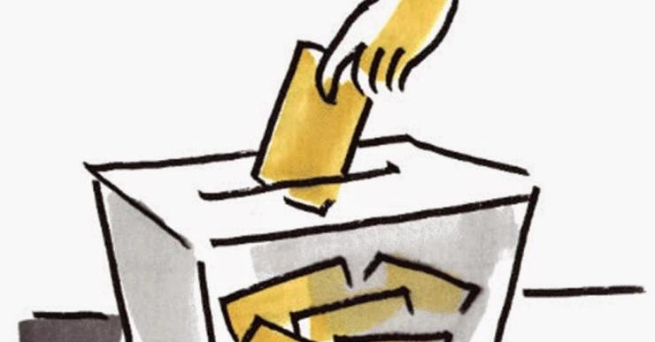 En Jaume i la Montse de l'Esguard reclamen el seu dret a vot!